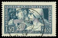 France 1928 - YT 252 - Oblitéré