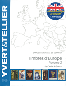 CATALOGUE Y&T EUROPE VOL 2 édition 2018 de CARELIE à GRECE