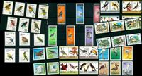 Fugle - Postfrisk motivpakke