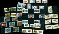 Kaloja - 36 erilaista - postituoreena