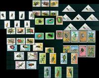 Hyönteisiä - 48 erilaista - postituoreena