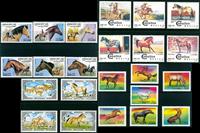 Hevosia - 23 erilaista - postituoreena
