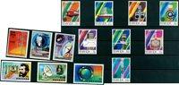 Télécommunication - Paquet de timbres thématiques neufs