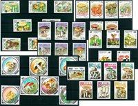 Champignons - Paquet de timbres thématiques neufs