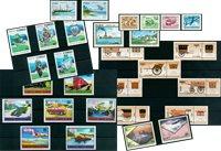 Transport mer/air/terre - Paquet de timbres thématiques neufs