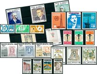 Mexique - Paquet de timbres thématiques divers
