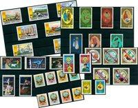 Mongolie - Histoire/culture - Paquet de timbres thématiques neufs