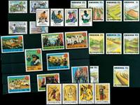 Natur & handel - Postfrisk motivpakke