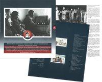 Grønland - Anden verdenskrig - Flot souvenirmappe