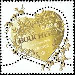 France - Mode Boucheron - Timbre neuf