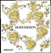 Frankrig - Modehuset Boucheron - Postfrisk miniark