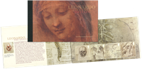 Great Britain - Leonardo da Vinci - Mint prestige booklet