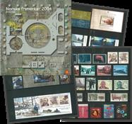 Norvège - Collection annuelle 2004