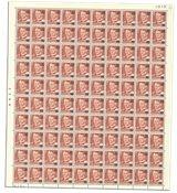 Danmark - AFA 364a postfrisk helark