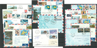 France - First day covers CFA