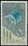 Comores - UIT satellite 1965