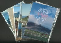 Islande - Collections annuelles