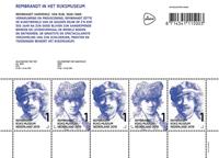 Holland - Rembrandt raderinger - Postfrisk miniark