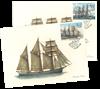 Åland - Sejlskibe 2019 - Flot sæt maxikort