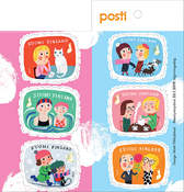 Finland - Fælles glæde - Postfrisk frimærkehæfte