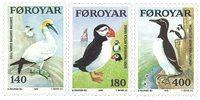 Færøerne - AFA 30-32 - Postfrisk sæt