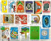 Iran - Dubletlot postfrisk
