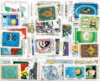 Iran - 173 timbres neufs différents