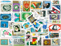 Iran - 261 timbres neufs différents