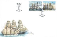 Åland - Sailing Ships Vineta and EPJ - Env.premier jour