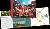 Pays-Bas - Europa 2007 Scoutisme - Carnet de prestige neuf