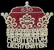 Liechtenstein - 300-året for fyrstendømmet - Postfrisk frimærke