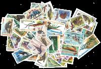 Forhistoriske dyr - 50 forskellige