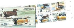 Åland - Canards - Carnet neuf