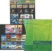 Singapour - Livre annuel 2003