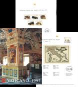 Vaticano - Libro anual 1997