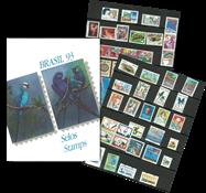 Brésil - Collection annuelle 1993