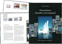 Groenland - Timbres sur Groenland
