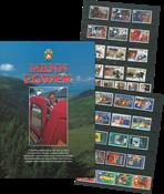 Île de man - Livre annuel 2000