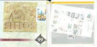 Spanien - Årbog 1999 - Flot årbog