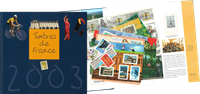 France - Livre annuel 2003 - Livre annuel