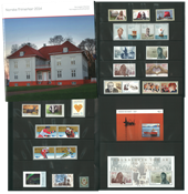 Norvège - Collection annuelle 2014