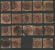 Danemark - 1851 4 RBS