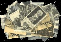 Frankrig - Gamle postkort