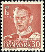 Danmark - AFA 337 postfrisk enkeltmærke