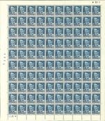 Danmark - AFA 310 postfrisk helark