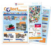 Collect Wereld - CW1999