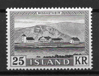 Island  - AFA 320 - Postfrisk