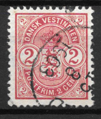 Danish Vest Indies  - AFA 22 - Cancelled