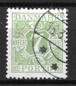 Danmark  - AFA 177 - Stemplet
