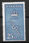 Danmark  - AFA 180 - Postfrisk